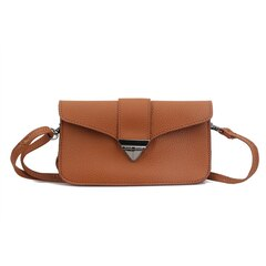 JACQUELINE POUCH TOFFEE BROWN
