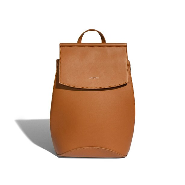 PIXIE MOOD KIM CONVERTIBLE BACKPACK - COGNAC