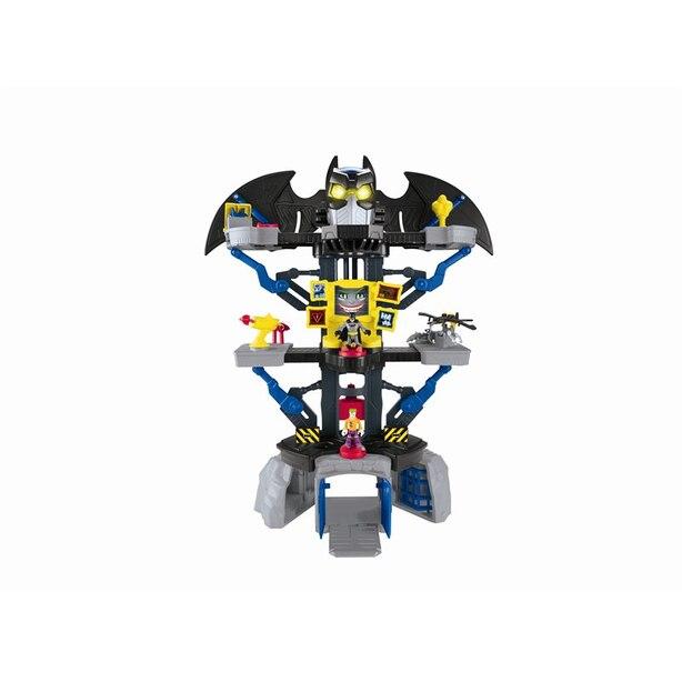 Fisher Price Imaginext DC Batman Super Friends Transforming Batcave