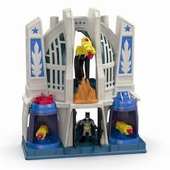 IMAGINEXT DC SUPER FRIENDS JUSTICE LEAGUE HALL OF JUSTICE