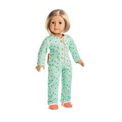 American Girl® - Beforever - Kit's One-Piece Pajamas