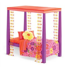 American Girl® - Beforever Julie's Bed and Bedding