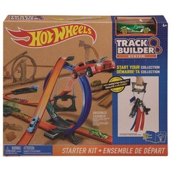 Hot Wheels Track Builder System Starter Kit