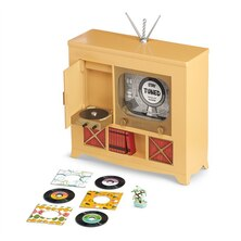 American Girl® - Beforever Maryellen's Television Console
