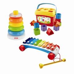 Fisher Price Infant Classics Gift Set