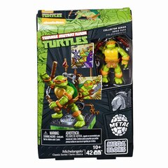 Figurine Teenage Mutant Ninja Turtles classique – Michelangelo