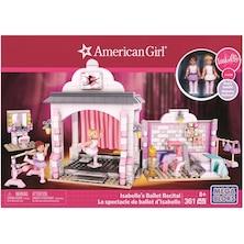 American Girl® Mega Bloks- Dance Studio