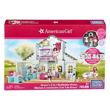 American Girl® Mega Bloks - Grace's 2-In-1 Buildable Home