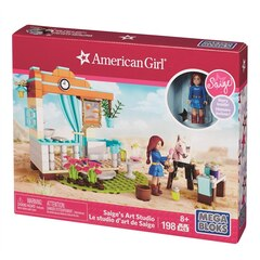 American Girl® Mega Bloks - Saige's Art Studio