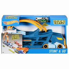 Hot Wheels Stunt N' Go Mobile Track