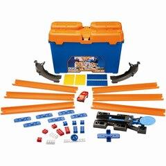 Hot Wheels Track Builder Stunt Box Starter Kit