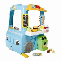 FISHER PRICE LAUGH-N-LEARN FOOD TRUCK