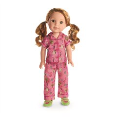 Enchanted Garden PJs for Dolls - Wellie Wishers By American Girl