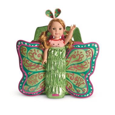 FLUTTER WINGS CARRIER - WELLIE WISHERS BY AMERICAN GIRL