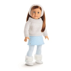 AMERICAN GIRL® - Enchanting Winter Outfit for Dolls