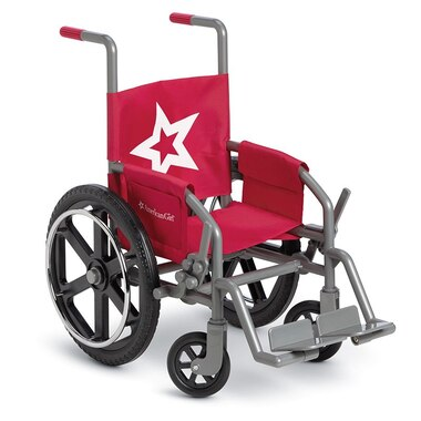 American Girl® Berry Wheelchair