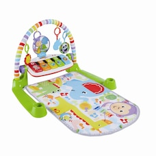 Fisher-Price® Deluxe Kick and Play Piano Gym Sensory and Motor Development Toy