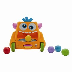 FISHER PRICE POP-N-CHASE MONSTER FRENCH