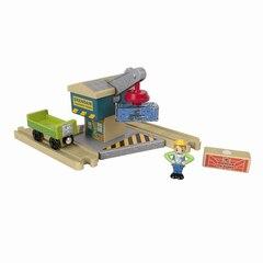 Thomas Wood Spin & Lift Crane