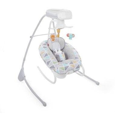 Fisher-Price® 2-in-1 Deluxe Cradle 'n Swing