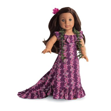 095cc860aff44 Nanea's Holoku Dress by American Girl | Doll Clothing & Shoes Gifts |  chapters.indigo.ca