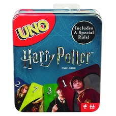 Uno Harry Potter Tin - English Only