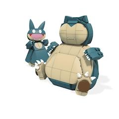 Mega Bloks Pokemon Snorlax