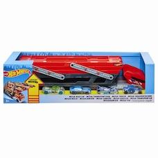 Hot Wheels® Mega Hauler + 4 DCCs