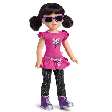 56c5f44df Rock Star Outfit - Wellie Wishers by AMERICAN GIRL® by Wellie Wishers |  Toys | chapters.indigo.ca