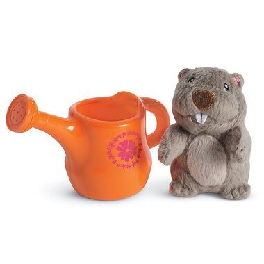 Gopher & Watering Can - Wellie Wishers by AMERICAN GIRL®