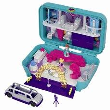 Polly Pocket™ Hidden Places Dance Par-taay!™ Toy Briefcase with Secret Surprises