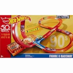 Hot Wheels® Retro Figure 8 Raceway