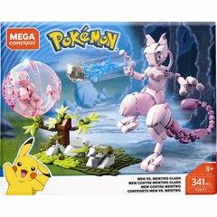 Mega Construx™ Playset Pokemon Mew vs. Mewtwo