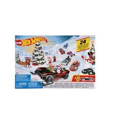 Hot Wheels® Advent Calendar