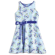 American Girl® Truly Me™ Dress Like Your Doll Clothing Outfit Dress Simply Spring Size 6