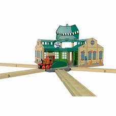 Fisher-Price® Thomas & Friends™ Wood Tidmouth Sheds