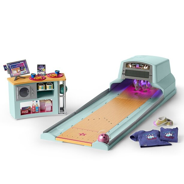 American Girl® Truly Me™ Bowling Alley