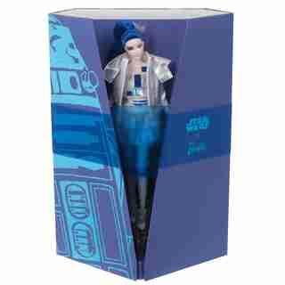 Star Wars™R2D2 x Barbie® Doll