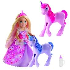 Dreamtopia Chelsea & Baby Unicorn Gift