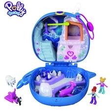 Coffret de jeu compact Narval amusant Polly Pocket™