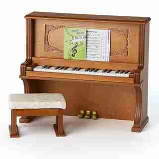 American Girl Melody's Upright Piano