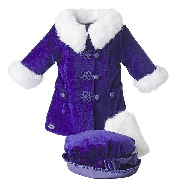 American Girl Rebecca's Winter Cat and Hat