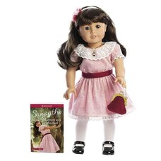 American Girl® Beforever Samantha Doll and Book