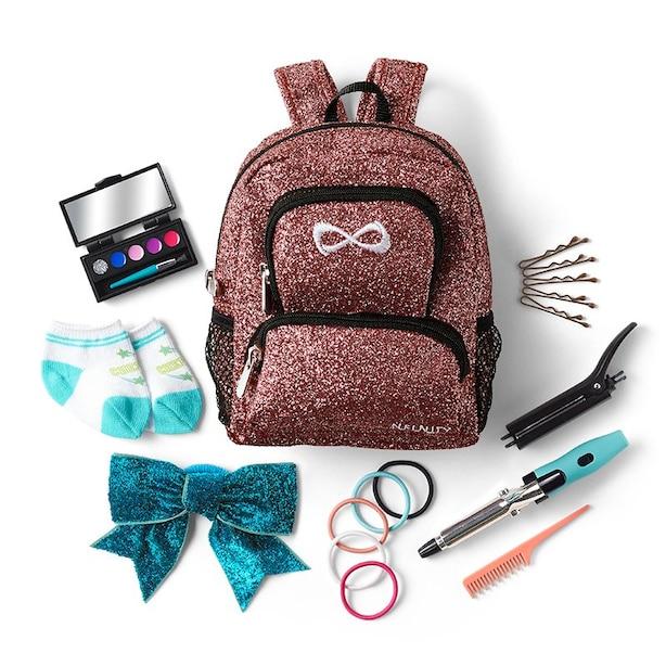 American Girl Girl Of The Year 2020 Joss's Nfinity Cheer Backpack Set