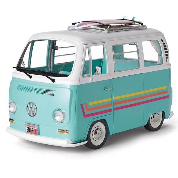 American Girl Girl Of The Year Joss's Volkswagen Surf Bus