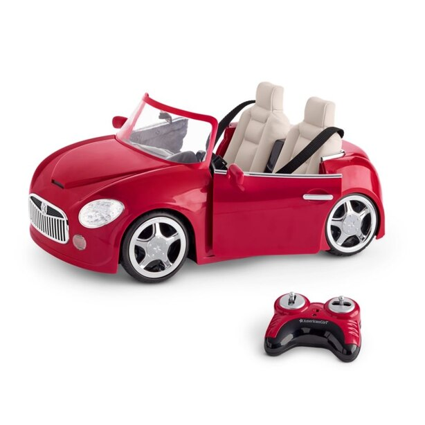 AMERICAN GIRL RC Sports Car