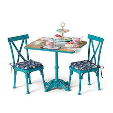 Truly Me Teatime Table & Chairs Set
