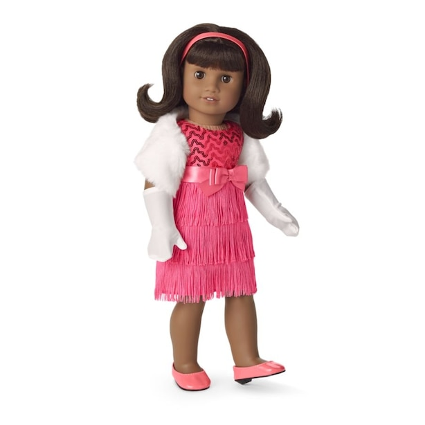 American Girl Melody's Doo-Wop Dress Up Outfit