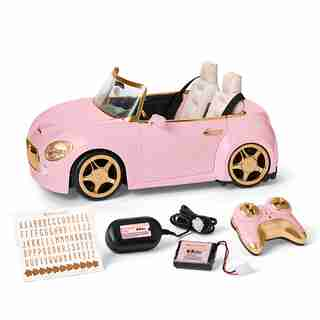 American Girl Truly Me RC Sports Car Pink