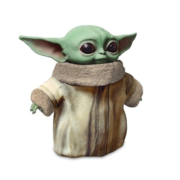 """Star Wars Baby Yoda Plush 11"""" - Available May 28, 2020"""